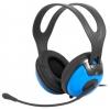 Гарнитура для пк Ritmix RH-003, черно-синяя, купить за 700руб.