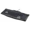 Logitech Gaming Keyboard G105 USB, чёрная, купить за 3 590руб.
