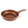 Сковорода Нева Металл Посуда Золотая жемчужина 24 см (несъемная ручка), купить за 1 465руб.