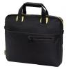 Сумку для ноутбука Hama San Francisco Notebook Bag 17.3, черно-желтая, купить за 1345руб.