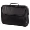 Сумку для ноутбука Hama Sportsline Montego 15.6, черная, купить за 890руб.