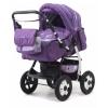 Коляска Teddy Bart-Plast Diana PKL DD01, фиолетовая, купить за 13 260руб.