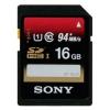 Карту памяти SDHC Sony SF-16UX 16Gb, купить за 1890руб.