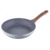 Сковорода Bergner BG-7969 Granit Eco 20см (универсальная), купить за 1 395руб.