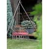 Кресло садовое Besta Fiesta ARUBA + каркас Майя (металл), купить за 12 890руб.