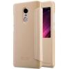 Чехол для смартфона Nillkin для Xiaomi Redmi Note 4/4X, золотистый, купить за 985руб.