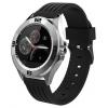 Умные часы Смарт-часы KREZ Blast SW06, черные, купить за 4 040руб.