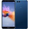 Смартфон Huawei Honor 7Х 4/64Gb (2 sim), синий, купить за 14 790руб.