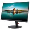 Монитор Lenovo ThinkVision T24i, черный, купить за 12 830руб.