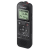 Диктофон Sony ICD-PX370, черный, купить за 3 870руб.