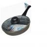 Сковорода Мечта Кристалл С024601 (24 см), с крышкой, купить за 1 405руб.