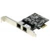 Сетевая карта ST Lab N-381, PCI-E, купить за 2 600руб.