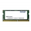 Модуль памяти Patriot PSD416G24002S (DDR4, SODIMM, 16Gb, 2400MHz), купить за 4 370 руб.