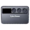 Источник бесперебойного питания CyberPower BU600E (600VA/360W), купить за 4 500руб.