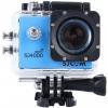 Экшн-камера SJCAM SJ4000 WiFi, синяя, купить за 4 090руб.