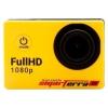 Экшн-камера Smarterra B9, желтая, купить за 2 595руб.