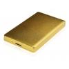 Корпус для внешнего жесткого диска AgeStar 31UB2A15 (2.5'', SATA - microUSB3.1b), золотистый, купить за 1 530руб.