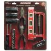 Набор инструментов ZiPOWER PM 5121 (46 предметов), купить за 660руб.