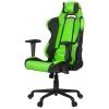 Игровое компьютерное кресло Arozzi Torretta, зеленое, купить за 20 000руб.