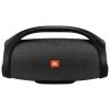 Портативная акустика JBL Boombox, черная, купить за 19 885руб.