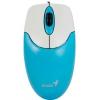 Мышку Genius NetScroll 120 V2 синяя, купить за 375руб.