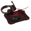 Гарнитура для пк Marvo CH600 (с мышью и ковриком), купить за 1 615руб.