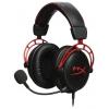 Гарнитура для пк Kingston HyperX Cloud Alpha HX-HSCA-RD/EE, черно-красная, купить за 8 460руб.