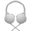 Наушники Sony MDR-XB550APWC(E) бело-серые, купить за 2140руб.