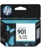 Картридж для принтера HP №901 CC656AE, многоцветный, купить за 2980руб.