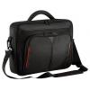 Сумка для ноутбука Targus CN414EU, черно-красная, купить за 1 630руб.