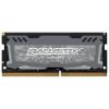 Модуль памяти DDR4 Crucial Ballistix BLS8G4S26BFSD 8Gb SODIMM, 2666MHz, купить за 6 730руб.