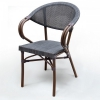 Кресло садовое Afina D2003S-AD64 коричневое, купить за 7 415руб.