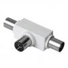 Разветвитель для тв-кабеля Hama 00122471, купить за 265руб.