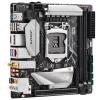 Материнскую плату Asus ROG STRIX Z370-I GAMING Soc-1151, DDR4, mini-ITX, SATA3, USB 3.1, DP/HDMI, купить за 14 990руб.