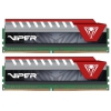 Модуль памяти DDR4 Patriot PVE48G240C5KRD 8192Mb 4Gbx2, 2400 MHz, купить за 7 140 руб.