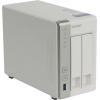 Сетевой накопитель QNAP TS-231P 2Bay (без дисков), купить за 19 610руб.