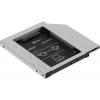 Orico L127SS-SV dvd slim 9,5 mm to hdd (mini sata to sata), купить за 1 195руб.