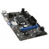 MSI B85M-P33 V3  Soc-1150 B85, DDRIII, mATX, SATA3, LAN-Gbt, купить за 2 990руб.