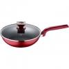 Сковорода Bergner Blaze 8324 RD-BG (с крышкой), купить за 1 355руб.