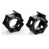 Аксессуар для тренажёра Замок олимпийский Body Solid LJC-OLY-BLK (пара), черный, купить за 2 665руб.