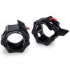 Аксессуар для тренажёра Замок олимпийский Body Solid  LJC-PRO-BLK (пара), черный, купить за 3 245руб.