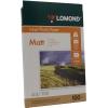 Фотобумага Lomond 0102002 (A4, 100г/м2, 100 листов), купить за 390руб.