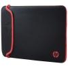 Сумка для ноутбука Чехол HP Chroma 15.6 V5C30AA, черный с красным, купить за 1 195руб.