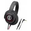 Audio-Technica ATH-WS770iS, черно-красная, купить за 8 090руб.