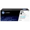 Картридж для принтера HP 30X CF230X оригинальный, черный, купить за 10 125руб.