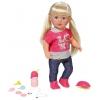 Кукла Zapf Creation Baby Born Сестричка 43 см 820-704 (интерактивная), купить за 5 160руб.