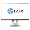 Монитор HP E230t (W2Z50AA), чёрный/серебристый, купить за 21 145руб.