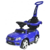 Каталка RiverToys Mercedes-Benz GL63 A888AA-H, синяя, купить за 5 900руб.