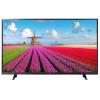 Телевизор LG 55UJ620V, черный, купить за 43 265руб.