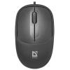 Мышка Defender Datum MS-980, черная, купить за 170руб.